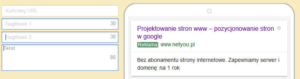 Reklama tekstowa w Google AdWords