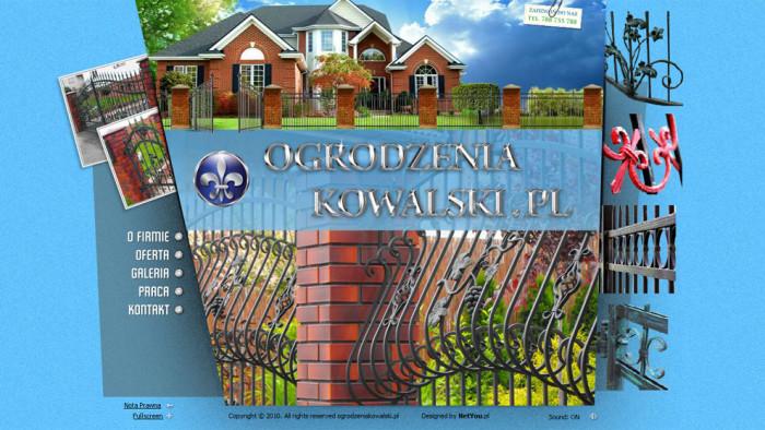 www.ogrodzeniakowalski.pl