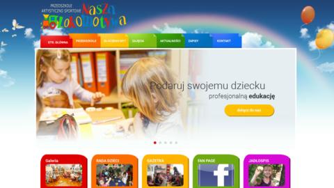 Strona www.nasza-lokomotywa.edu.pl