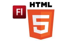 HTML5 + Flash
