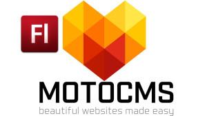 Szablony stron internetowych www typu MotoCMS Flash