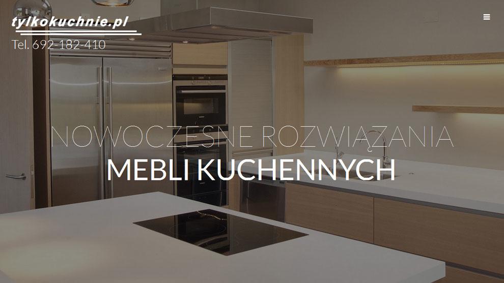 www.tylkokuchnie.pl