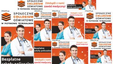 Banery reklamowe dla sco.edu.pl