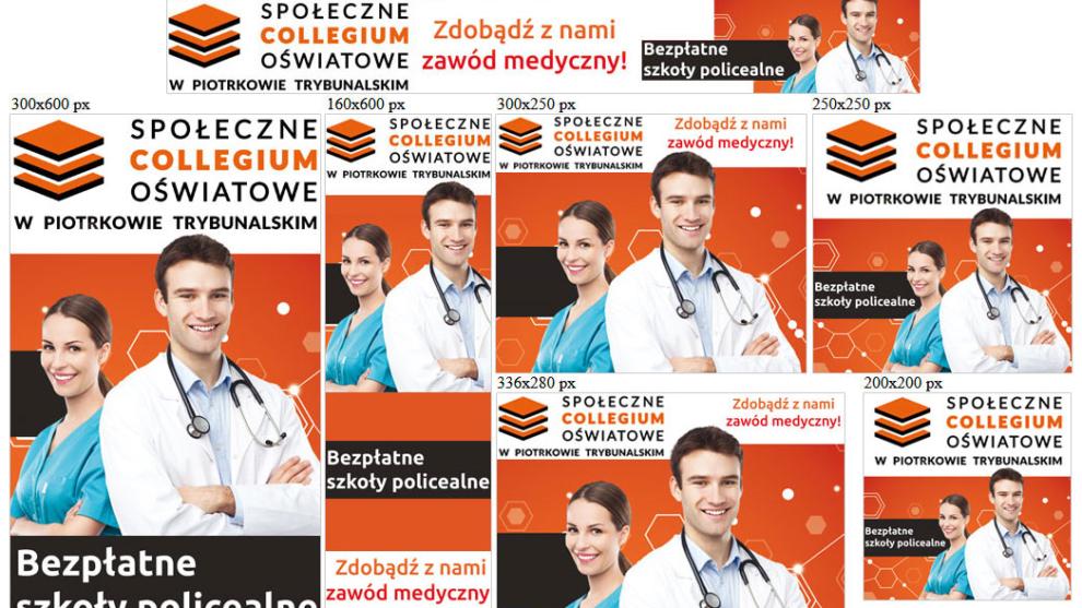 Banery statyczne dla sco.edu.pl