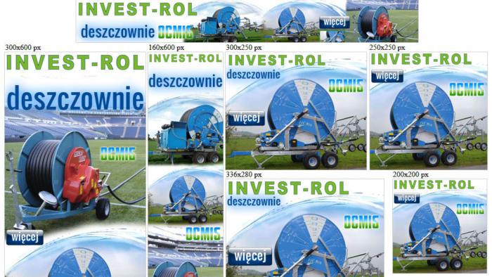 Banery reklamowe dla investrol.pl