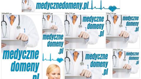 Banery statyczne dla medycznedomeny.pl