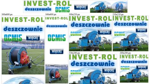 Banery HTML5 dla investrol.pl