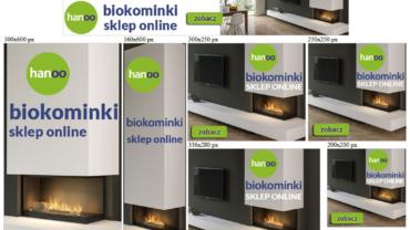 Banery reklamowe (statyczne) dla hanoo.eu