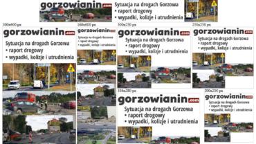 Banery reklamowe (statyczne) dla gorzowianin.com