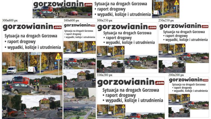 Banery statyczne dla gorzowianin.com