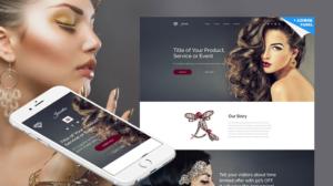 65023 – nowy szablon strony internetowej www.