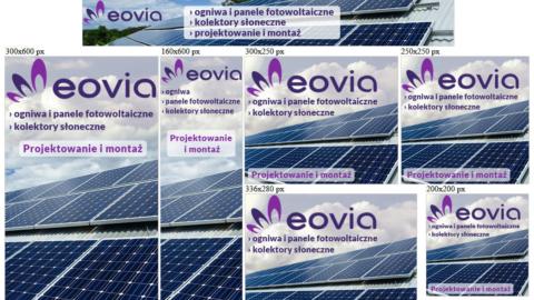 Banery statyczne dla eovia.pl