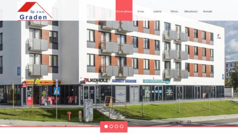 Strona www.graden.lublin.pl