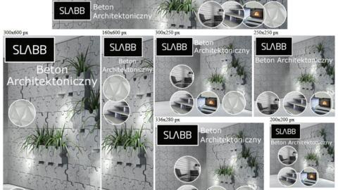Banery statyczne dla www.slabb.pl