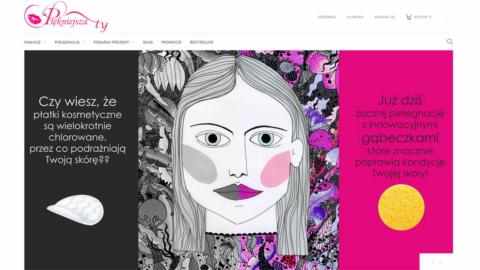 Sklep internetowy www.piekniejszaTy.com