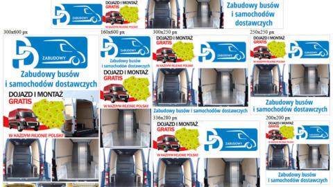 Banery statyczne dla www.ddzabudowy.pl