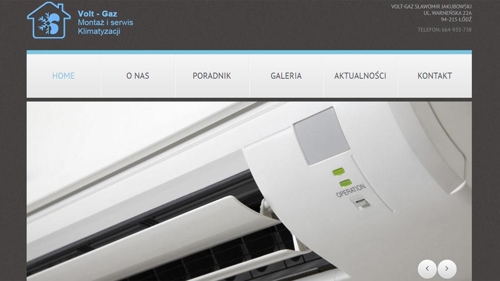 Strona internetowa ecoklimatyzacjalodz.pl