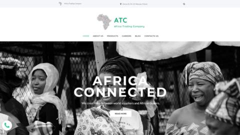 Strona www.atcgroup.pl